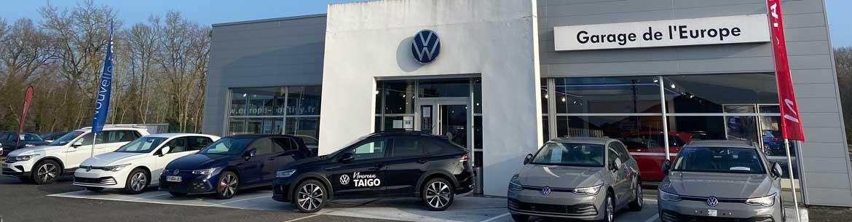 Bienvenue sur le site du concessionnaire volkswagen pontivy for Garage volkswagen le landreau