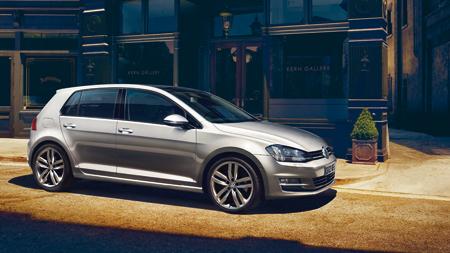 Nouvelle golf concession garage de l 39 europe pontivy for Volkswagen europe garage